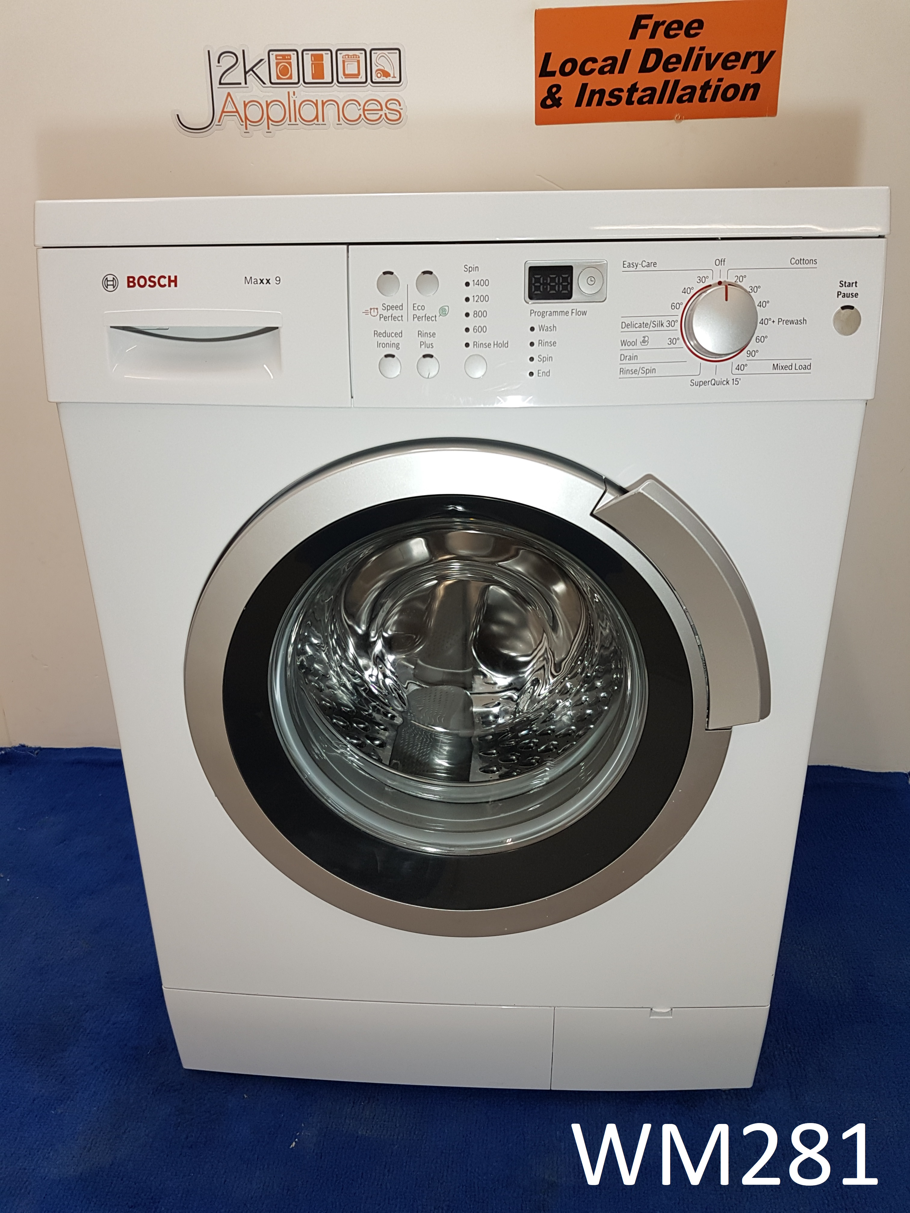 bosch maxx 7 sensitive dryer manual