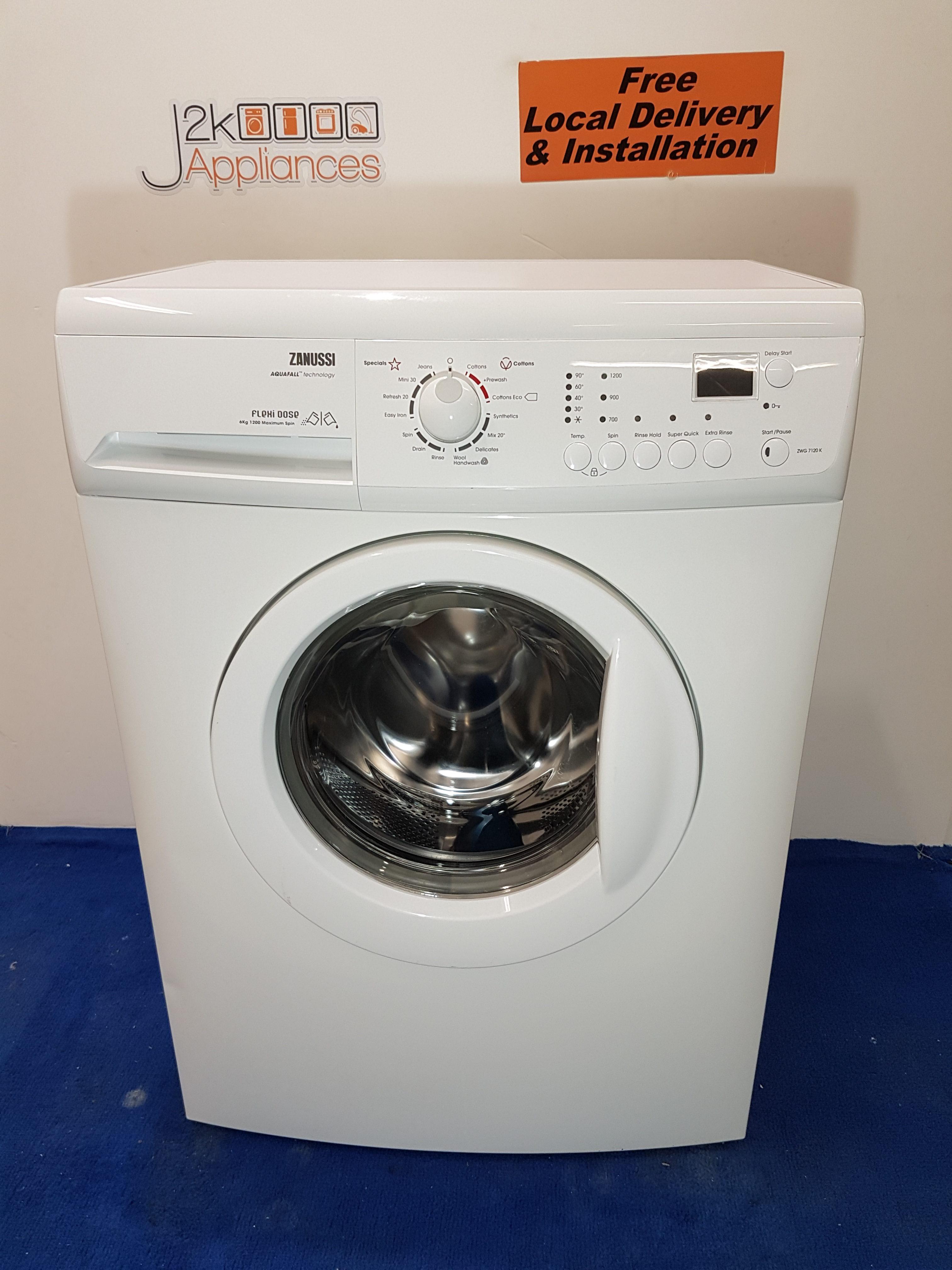 Zanussi zf1002c (91478901700) washing machine w panel,user manual.